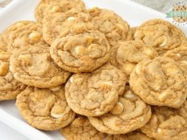 Pumpkin Pudding Cookies are soft, sweet & pumpkin spiced with pudding mix for the best flavor & texture. Easy pumpkin cookies that everyone enjoys!