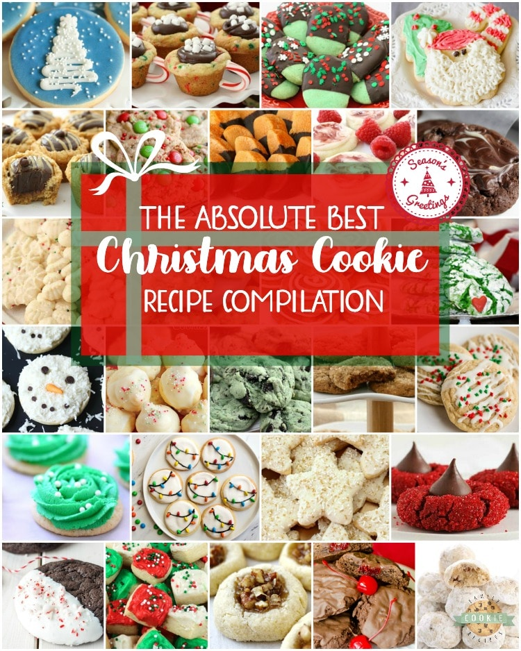 Best Christmas Cookie Recipes Family Cookie Recipes