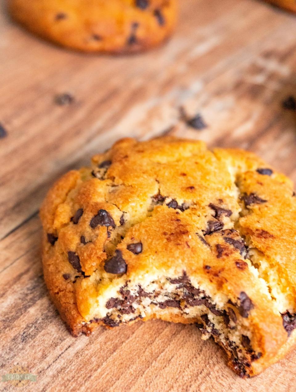 Big Soft Chocolate Chip Cookie recipe
