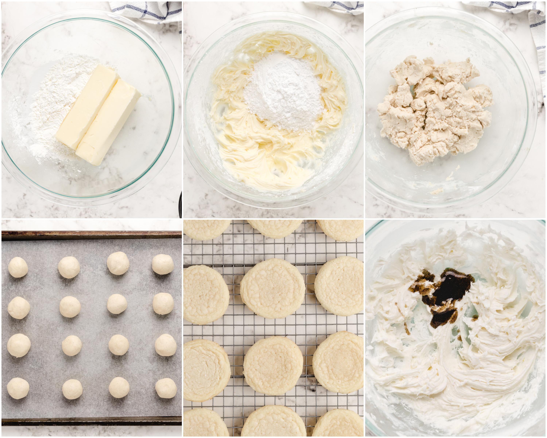 How to Make Vanilla Meltaway Cookies recipe