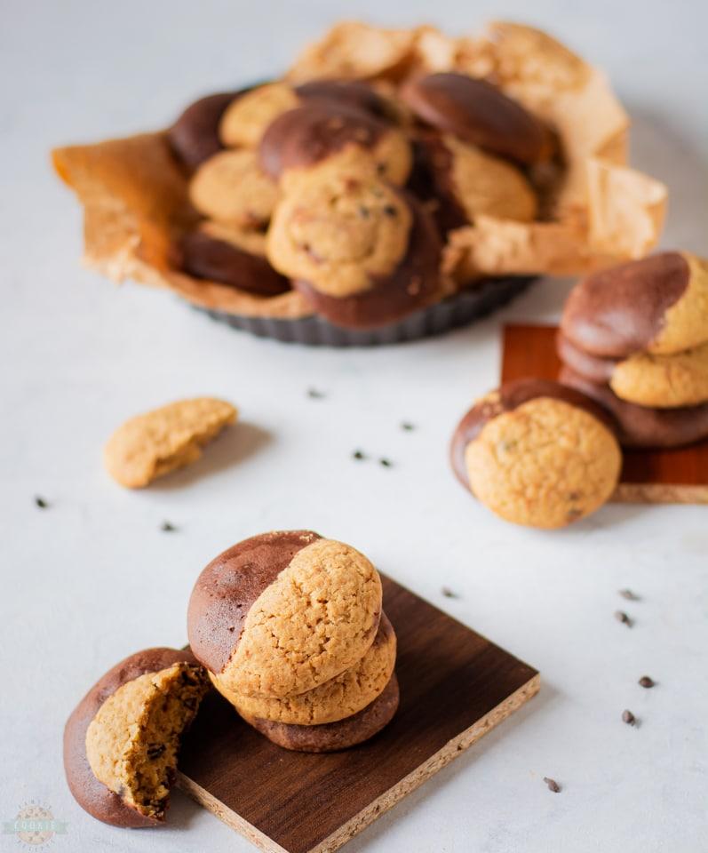 How to make Brookies cookies
